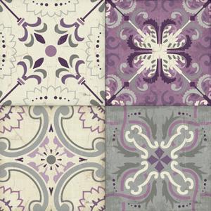 Lavender Glow Tiles Special by Jess Aiken