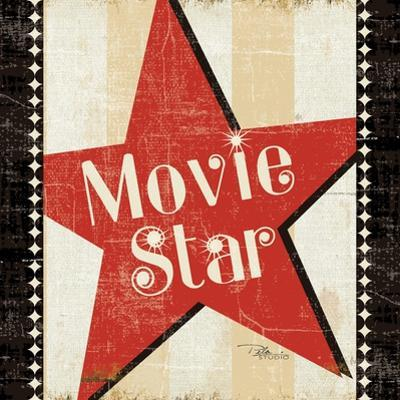 Movie Star with Border by Jess Aiken