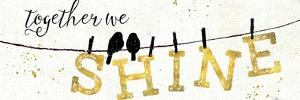 Shine Like Gold I by Jess Aiken