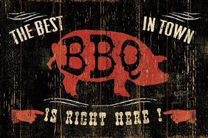 The Best BBQ in Town by Jess Aiken