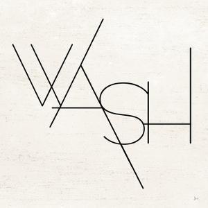 Wash Dry Fold I by Jess Aiken