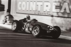 Grand Prix of Monaco 1956 by Jesse Alexander