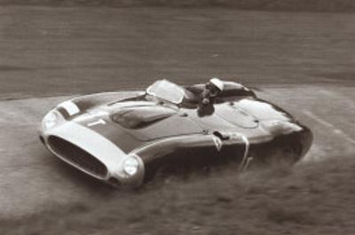 Nurburgring 1000 Kilometers, 1956 by Jesse Alexander