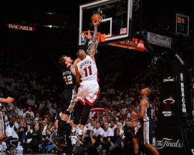 2014 NBA Finals Game Four: Jun 12, Miami Heat vs San Antonio Spurs - Chris Anderson