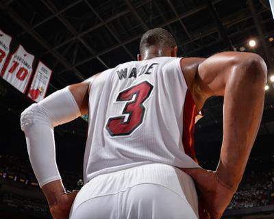 2014 NBA Finals Game Three: Jun 10, Miami Heat vs San Antonio Spurs - Dwayne Wade
