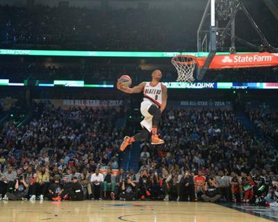 2014 Sprite Slam Dunk Contest: Feb 15 - Damian Lillard