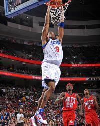 New Jersey Nets v Philadelphia 76ers  Andre Iguodala by Jesse D. Garrabrant e9ac2b5e7