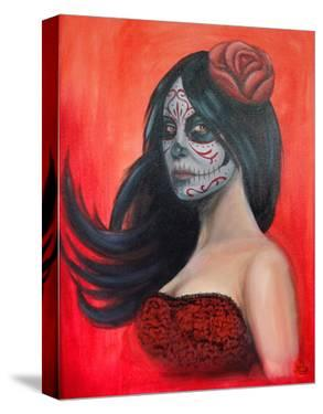 Day of Dead Red by Jesse Neuman