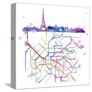 Beneath Paris by Jessica Durrant