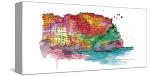 Brights of Cinque Terre by Jessica Durrant