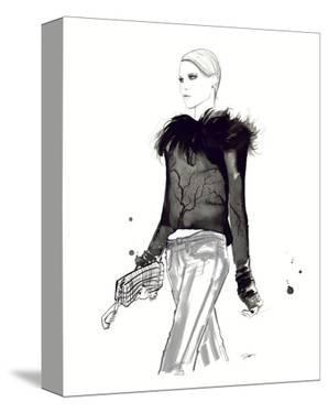 Chanel in the Winter by Jessica Durrant