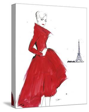 Dior and Paris by Jessica Durrant