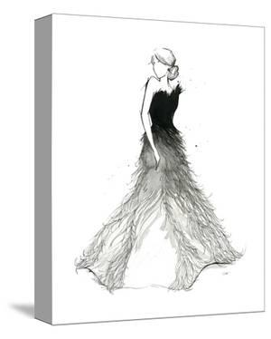 Fade to White Dress by Jessica Durrant
