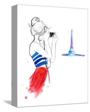 Girl About Paris by Jessica Durrant