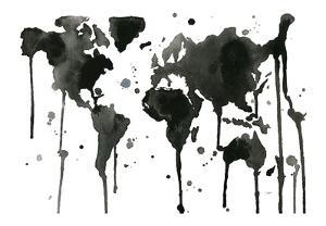 It's a Black and White World by Jessica Durrant
