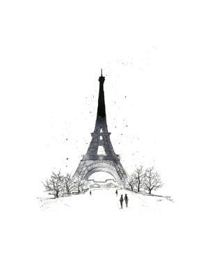 Paris by Jessica Durrant