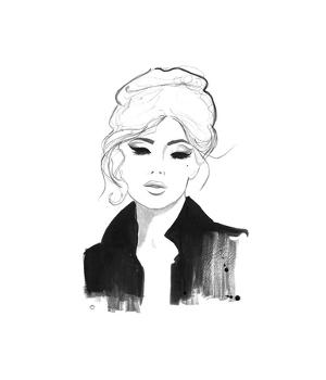 Pretty Parisian No. 2 by Jessica Durrant