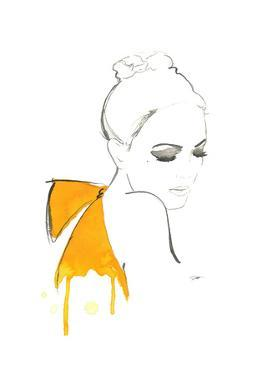 The Yellow Bow by Jessica Durrant