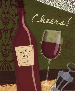 Cheers by Jessica Flick