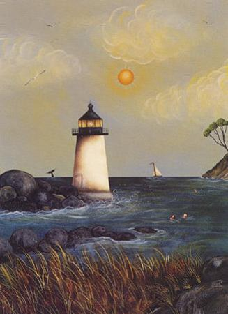 Coastal Harbor Light by Jessica Fries