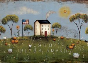 The White Schoolhouse by Jessica Fries
