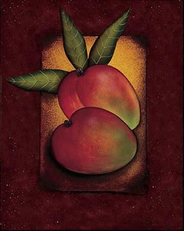 Tropical Fruit - Mango by Jessica Fries