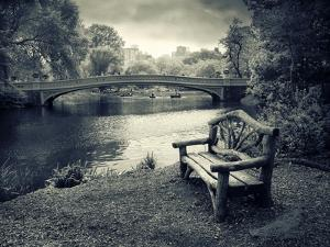 Bow Bridge Nostalgia by Jessica Jenney