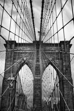 Brooklyn Bridge Mood by Jessica Jenney