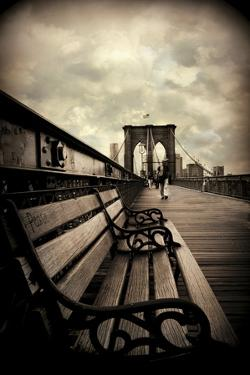 Brooklyn Bridge Respite by Jessica Jenney