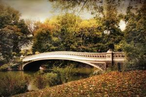 October at Bow Bridge by Jessica Jenney