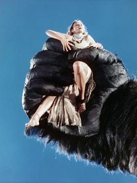 Jessica Lange, King Kong, 1976