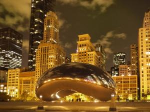 Bean at Night by Jessica Levant