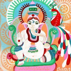 Ganesh of Flight by Jessica Swift