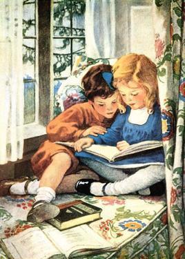 Best Friends by Jessie Willcox Smith