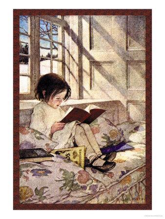 Books in Winter