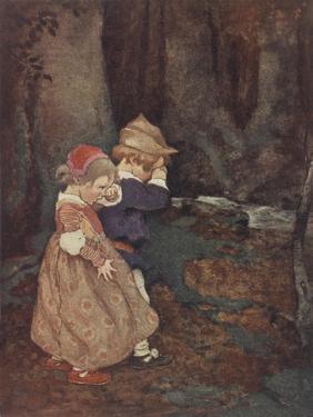 Hansel and Gretel by Jessie Willcox-Smith