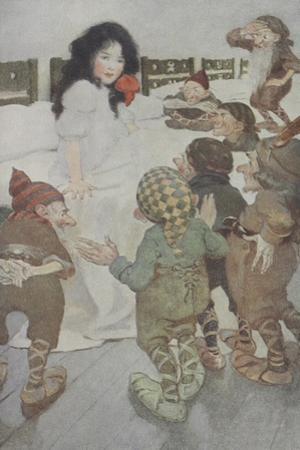 Snow White by Jessie Willcox-Smith