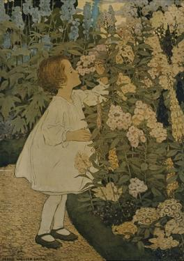 The Senses: Smell by Jessie Willcox-Smith