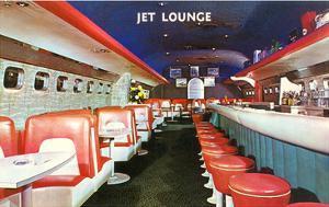 Jet Lounge, Retro