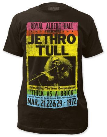 Jethro Tull - Royal Albert Hall (slim fit)
