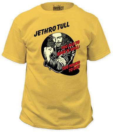 Jethro Tull - Too Young To Die