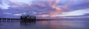 Jetty over the Sea, Busselton Jetty, Busselton, Western Australia, Australia