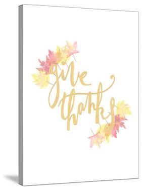 Give Thanks by Jetty Printables