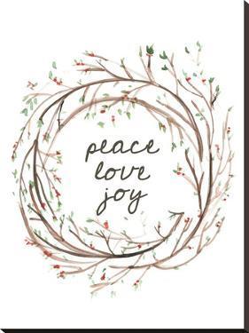 Peace Love Joy by Jetty Printables