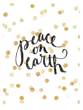 Peace On Earth by Jetty Printables