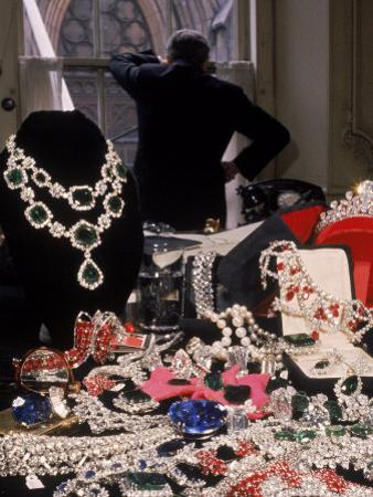 Jewelry Belonging to Harry Winston