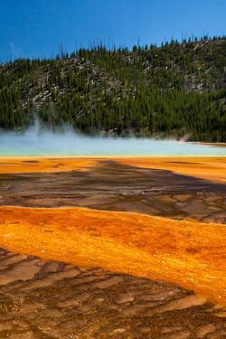 Grand Prismatic Springs by jfunk