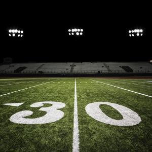 Football Field by jgareri