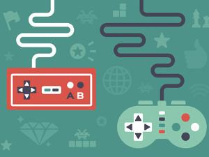 Gaming Controllers by jhans