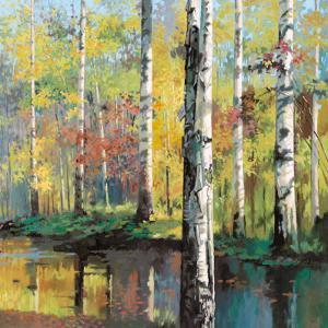 Creekside II by Jie Zhou